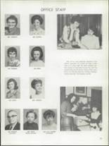 1968 Bay View High School Yearbook Page 104 & 105
