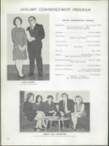 1968 Bay View High School Yearbook Page 108 & 109