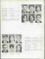 1968 Bay View High School Yearbook Page 110 & 111