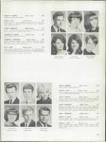 1968 Bay View High School Yearbook Page 112 & 113