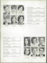 1968 Bay View High School Yearbook Page 114 & 115