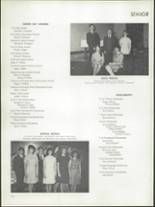 1968 Bay View High School Yearbook Page 118 & 119