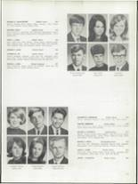 1968 Bay View High School Yearbook Page 120 & 121