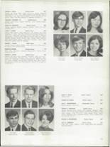 1968 Bay View High School Yearbook Page 122 & 123