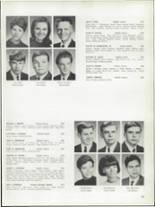 1968 Bay View High School Yearbook Page 126 & 127