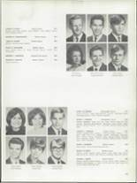 1968 Bay View High School Yearbook Page 128 & 129