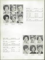 1968 Bay View High School Yearbook Page 138 & 139