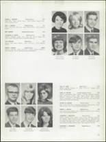 1968 Bay View High School Yearbook Page 140 & 141