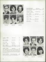 1968 Bay View High School Yearbook Page 142 & 143