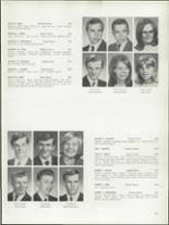1968 Bay View High School Yearbook Page 144 & 145