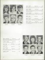 1968 Bay View High School Yearbook Page 146 & 147