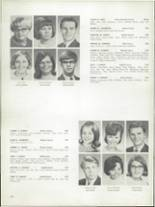 1968 Bay View High School Yearbook Page 148 & 149