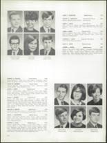 1968 Bay View High School Yearbook Page 150 & 151