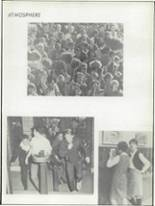 1968 Bay View High School Yearbook Page 158 & 159