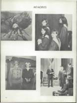 1968 Bay View High School Yearbook Page 160 & 161
