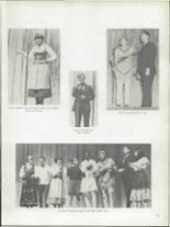 1968 Bay View High School Yearbook Page 162 & 163