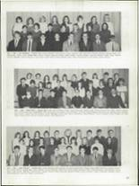 1968 Bay View High School Yearbook Page 166 & 167