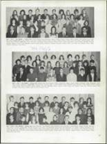 1968 Bay View High School Yearbook Page 168 & 169