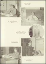 1958 Valdese High School - Francis Garrou Yearbook Page 18 & 19