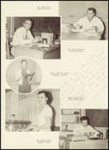 1958 Valdese High School - Francis Garrou Yearbook Page 20 & 21