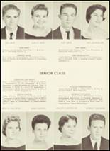 1958 Valdese High School - Francis Garrou Yearbook Page 22 & 23