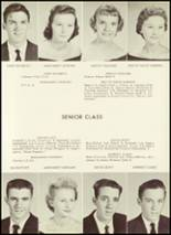1958 Valdese High School - Francis Garrou Yearbook Page 24 & 25