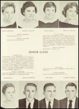 1958 Valdese High School - Francis Garrou Yearbook Page 26 & 27