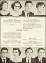 1958 Valdese High School - Francis Garrou Yearbook Page 28 & 29