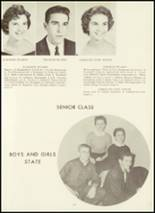 1958 Valdese High School - Francis Garrou Yearbook Page 30 & 31