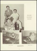 1958 Valdese High School - Francis Garrou Yearbook Page 34 & 35