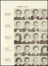 1958 Valdese High School - Francis Garrou Yearbook Page 40 & 41