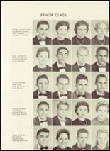 1958 Valdese High School - Francis Garrou Yearbook Page 42 & 43