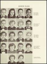 1958 Valdese High School - Francis Garrou Yearbook Page 44 & 45