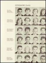 1958 Valdese High School - Francis Garrou Yearbook Page 46 & 47