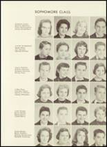 1958 Valdese High School - Francis Garrou Yearbook Page 48 & 49