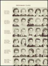 1958 Valdese High School - Francis Garrou Yearbook Page 52 & 53