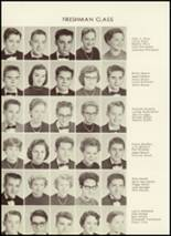 1958 Valdese High School - Francis Garrou Yearbook Page 56 & 57