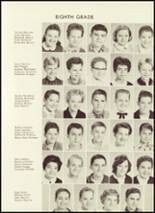 1958 Valdese High School - Francis Garrou Yearbook Page 58 & 59