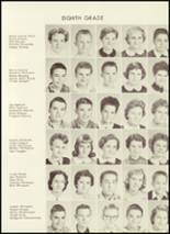 1958 Valdese High School - Francis Garrou Yearbook Page 60 & 61