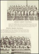 1958 Valdese High School - Francis Garrou Yearbook Page 70 & 71