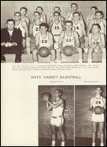 1958 Valdese High School - Francis Garrou Yearbook Page 72 & 73