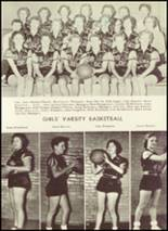 1958 Valdese High School - Francis Garrou Yearbook Page 74 & 75