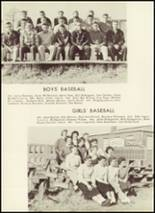 1958 Valdese High School - Francis Garrou Yearbook Page 78 & 79