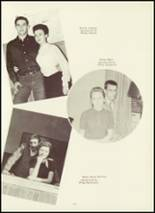 1958 Valdese High School - Francis Garrou Yearbook Page 80 & 81