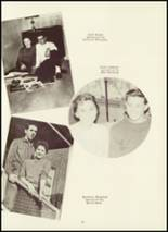 1958 Valdese High School - Francis Garrou Yearbook Page 82 & 83