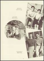1958 Valdese High School - Francis Garrou Yearbook Page 84 & 85