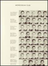 1958 Valdese High School - Francis Garrou Yearbook Page 88 & 89
