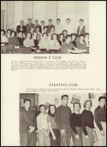 1958 Valdese High School - Francis Garrou Yearbook Page 90 & 91