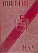 1959 Yearbook Glynn Academy