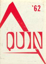 1962 Yearbook Aquinas High School
